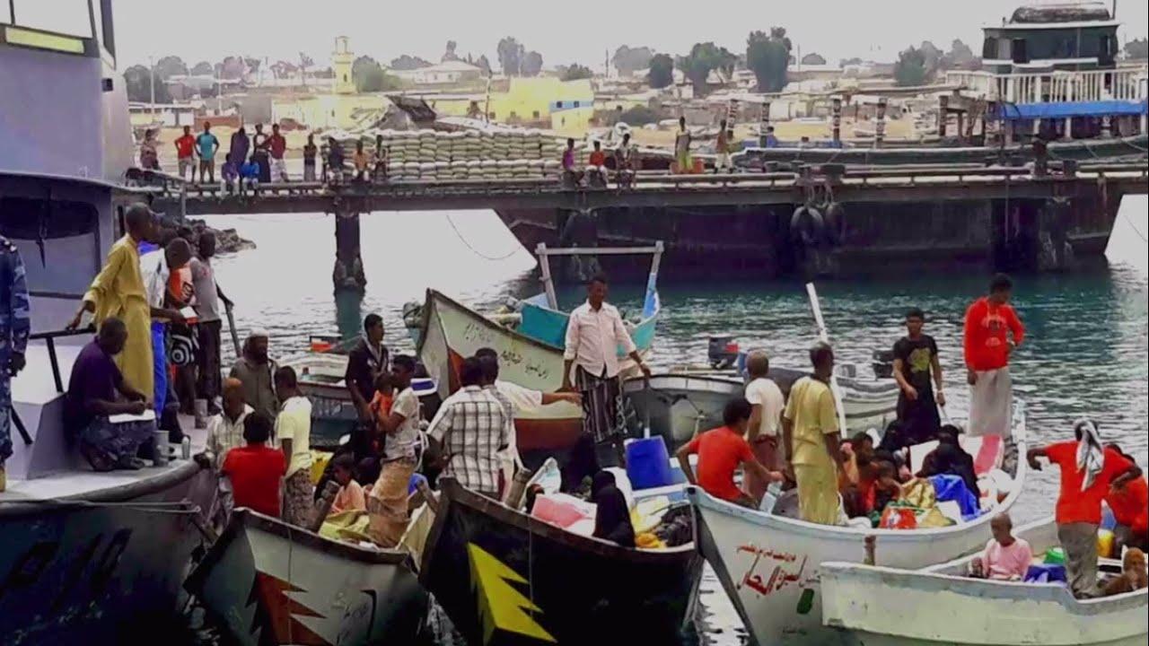 Djibouti: Yemeni Refugees Cross to Horn of Africa - YouTube  Yemen And Djibouti
