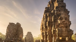 First Light, Angkor Wat