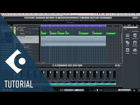 Brand-New Metronome | Hands on the New Features in Cubase Pro 9.5