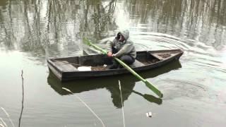 Рыбалка с Серёжей Браконьером. Ловля на экраны.(Продолжение рыбалки с Серёжей Браконьером. Ловля на экраны. Серёжа браконьер и ловля окуня: https://youtu.be/9N8Cl9Dd1qI..., 2016-03-09T13:06:09.000Z)