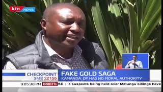 \'Kieleweke\' leaders come to the defense of Raila and Uhuru following fake gold saga