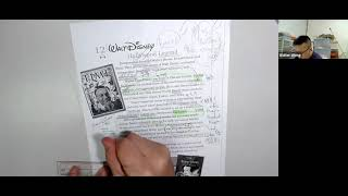 Publication Date: 2021-06-21 | Video Title: Walt Disney #豐富詞彙結構 #學生有 聖約瑟 英