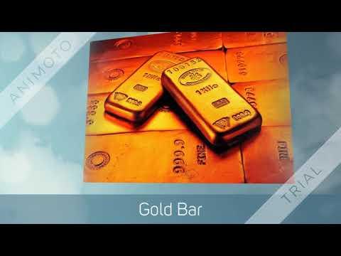 Gold Bar- Bullion Case