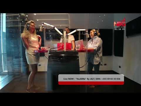 Diona Fona në ENERGY Radio - You&Me by JAZ Full Interview
