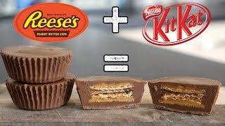 Kit kat Peanut Butter Cups