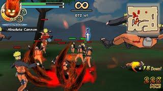 Naruto Shippuden Ultimate Ninja Impact Walkthrough Part 16 Naruto