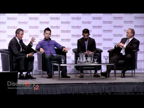 Discovery 12: The Secrets Of Business Success: CEO Experts Panel