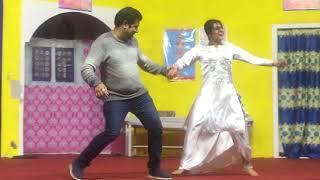 Payal Choudhary and Naseem Vicky