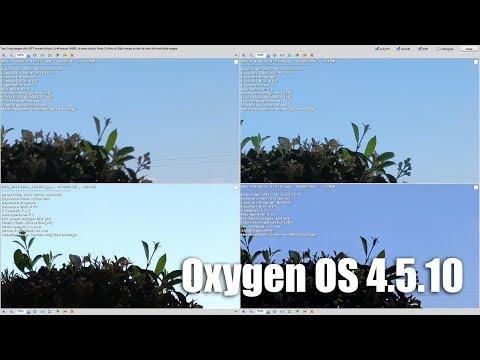 Обновление Oxygen OS 4.5.10 и немного о Гугл Камере с HDR+