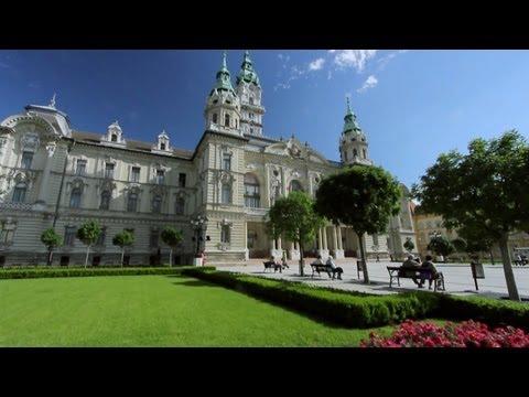Szeretem Győrt! - Visit Győr - Hungary