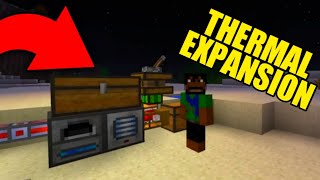 Minecraft Tekkit (PL) Odcinek 9 - Fabryka Thermal Expansion