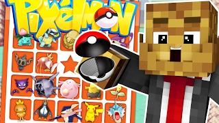 BRAND NEW Minecraft POKEMON BINGO CHALLENGE -...