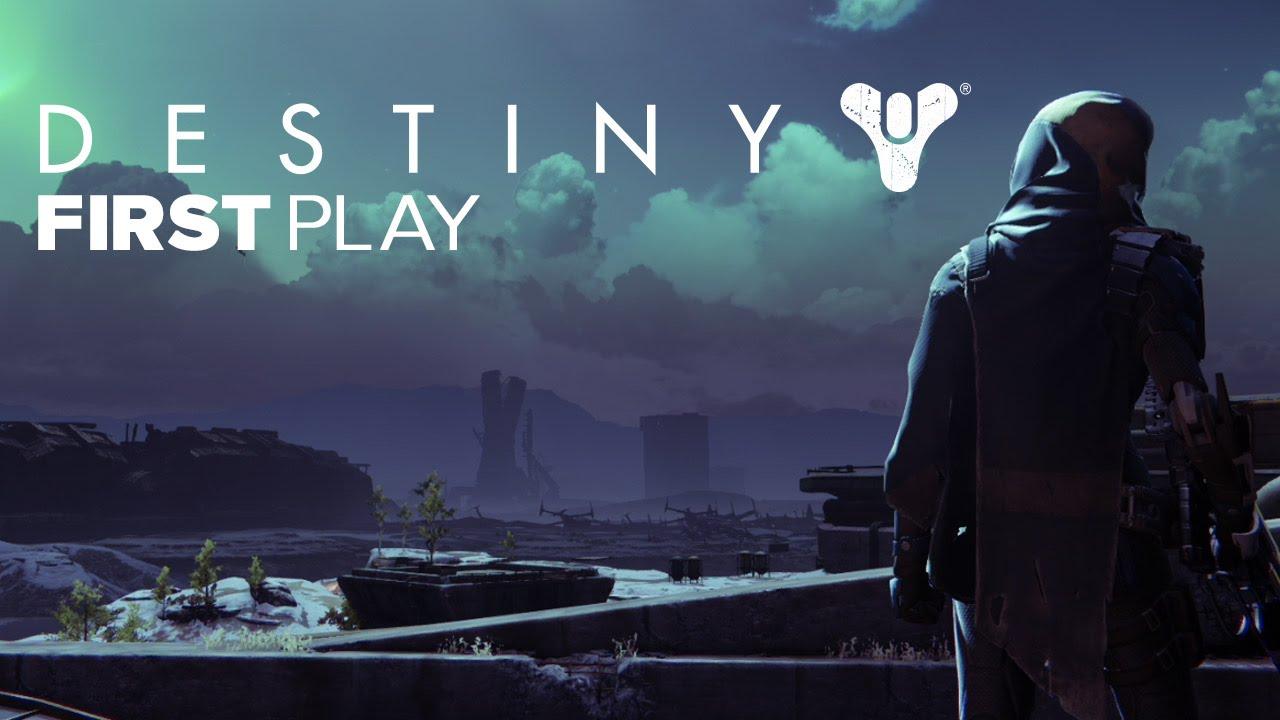 First Play: Destiny