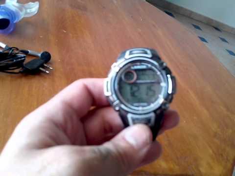 Laros wr50m часы инструкция