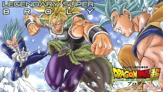 DBS: Legendary Super Broly - HalusaTwin