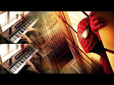 [30K Special] SPIDER-MAN 2 (Danny Elfman) - Main Titles Theme (Multi-Piano Cover)