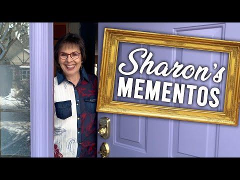SHARON'S GREAT BIG LIFE | Episode 1 - Sharon's Mementos