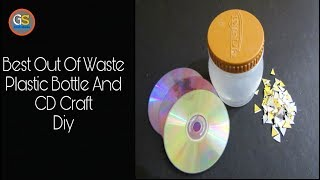 Diy Craft For Kids | Recycling Of Old Plastic Bottle | Best out of Waste Plastic Bottle Craft Ideas