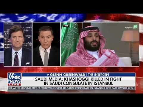 Glenn Greenwald on Tucker Carlson Tonight