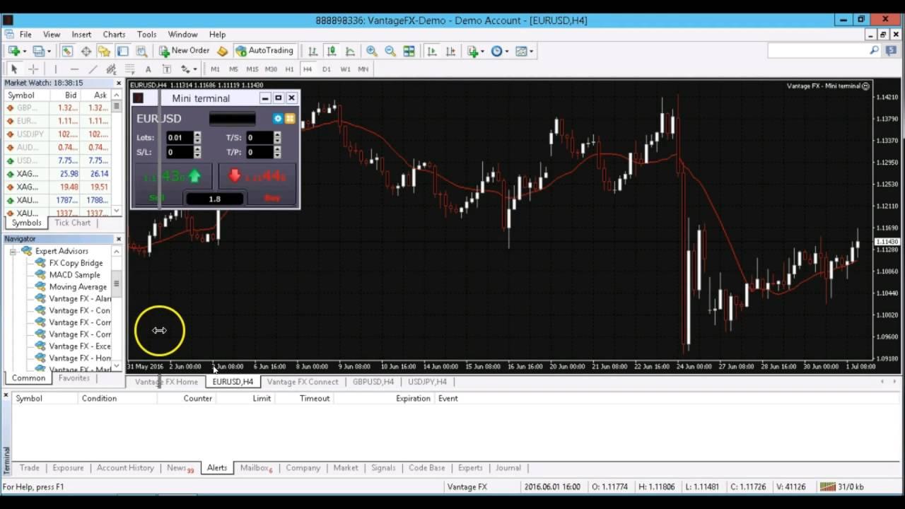 How To Install Mt4 Smart Trader Tools Vantage Fx
