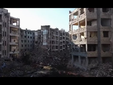 Aleppo. The Wounded City | January 2020 | Syria