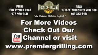 Why The Big Green Egg - Premier Grilling Plano Texas Grills Smokers Patio Furniture