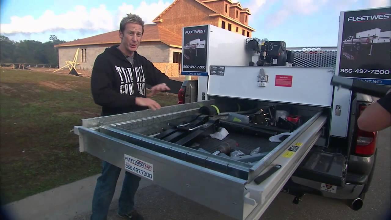 Load'N'Go Powerbody Work Truck