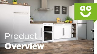 Belling Electric Cooker with Ceramic Hob FS50EDOC Product Overview | ao.com