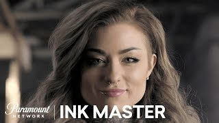 Meet The New Artist: Ryan Ashley Malarkey - Ink Master, Season 8