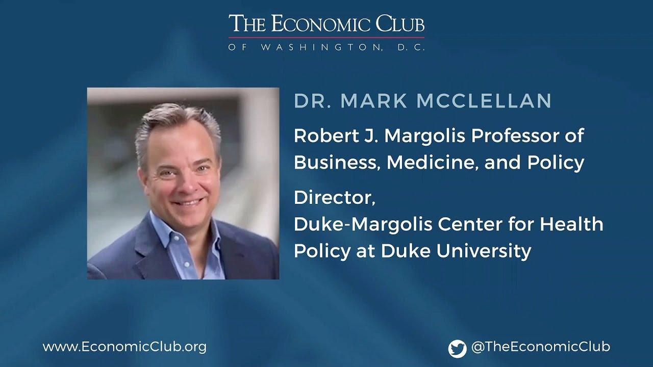 Dr. Mark McClellan