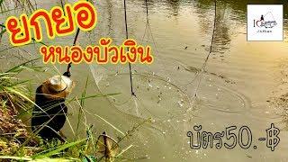 โคตรเยอะ ยกยอปลาเข้าฝูงพุ่งเต็มยอ Fishing lifestyle Ep.65