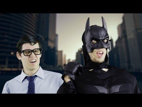 This Is Gotham Style - SU-Schoolies Pluggers Gangnam Style Batman Parody