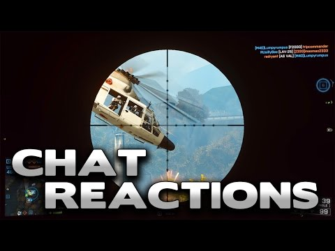 Battlefield 4 In-Game Chat Reactions 17