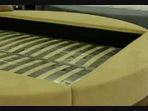 European round platform bed   YouTube European round platform bed