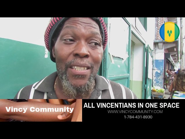 Vincentian Stories presents Donald Collins of Georgetown-SVG