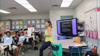 READERS' THEATER MODEL LESSON