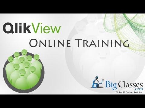 Qlikview Online Training | Qlikview Video Tutorials