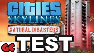 Cities  Skylines - Natural Disasters | Review // Test