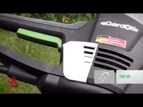 Gardol elektrische heckenschere bauhaus youtube