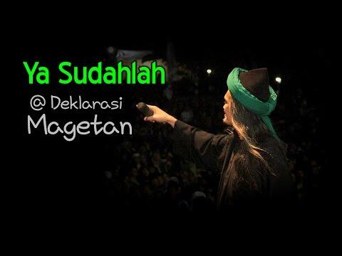 YA SUDAHLAH (RAP) - Gus Ali Gondrong @ Deklarasi Mafia Sholawat Magetan