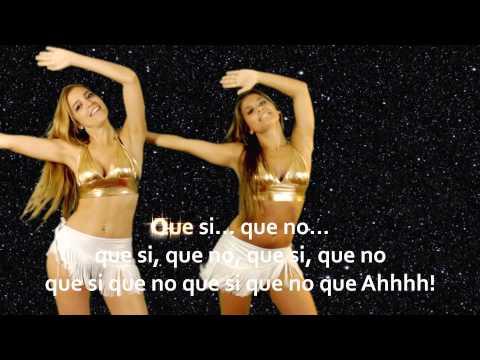 Que si que no (Nunca te decides) - El Simbolo - Karaoke - Dance Lesson - ORIGINAL