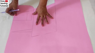 Sewing Course for Beginners ( Session 1 IN HINDI)  |  Basic Bodice Pattern Without Darts