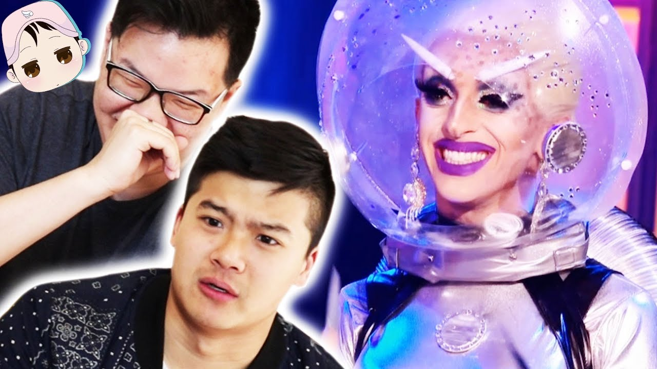 Download Straight Men Watch Drag Race FOR THE FIRST TIME   Season 10 Ep 4