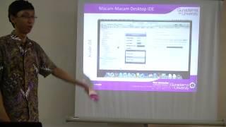 Integrated Development Environment (IDE)