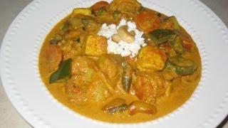 Navratan ( Navaratan ) Korma / Mixed Vegetable Korma Recipe