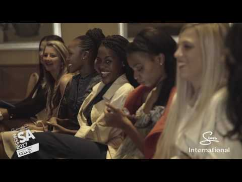 Sun Vision | Durban | Miss South Africa 2017 Auditions - Video