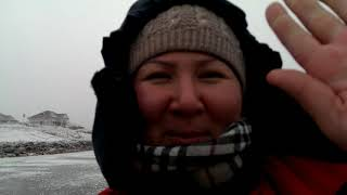 Зимняя рыбалка в Атырау