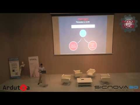 MAIN 3D - Marketplace Español en Zaragoza Maker Show 2014