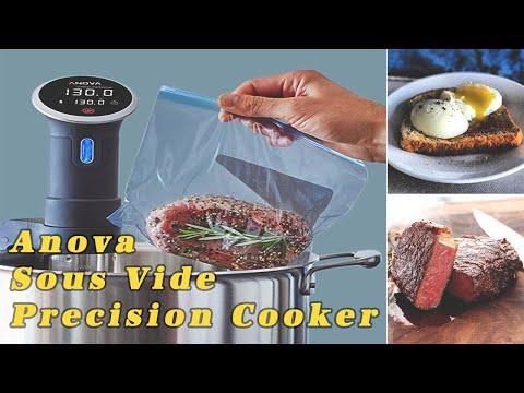 REVIEW Anova Sous Vide Precision Cooker