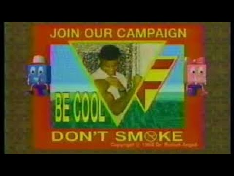 Dr. Funercise PSA- Be Cool, Don't Smoke (1996)